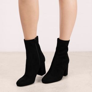 Jesse Sock Ankle Boots
